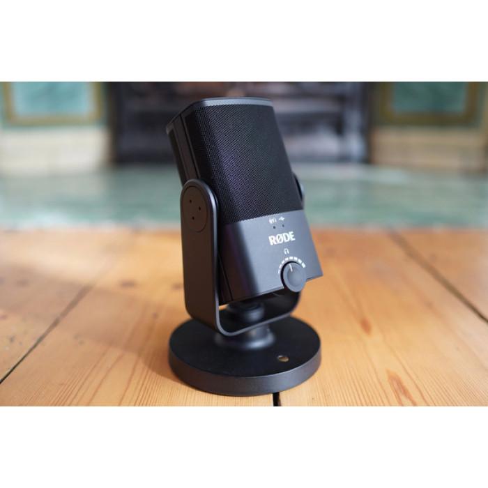 Rode NT-USB Mini: компактный микрофон с профессиональным звуком