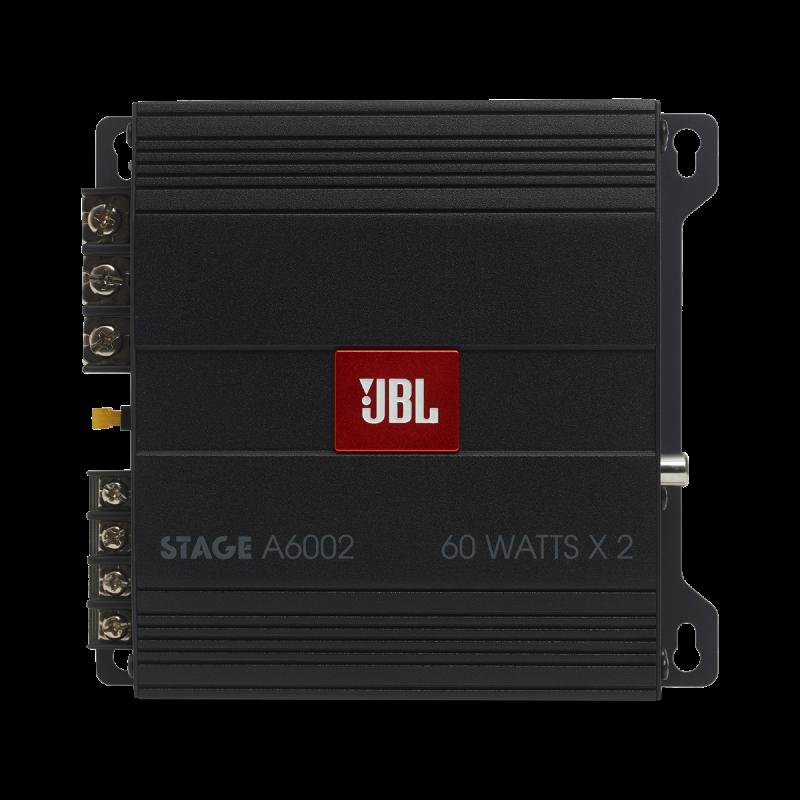 Автоусилитель 2-канальный JBL STAGE A6002