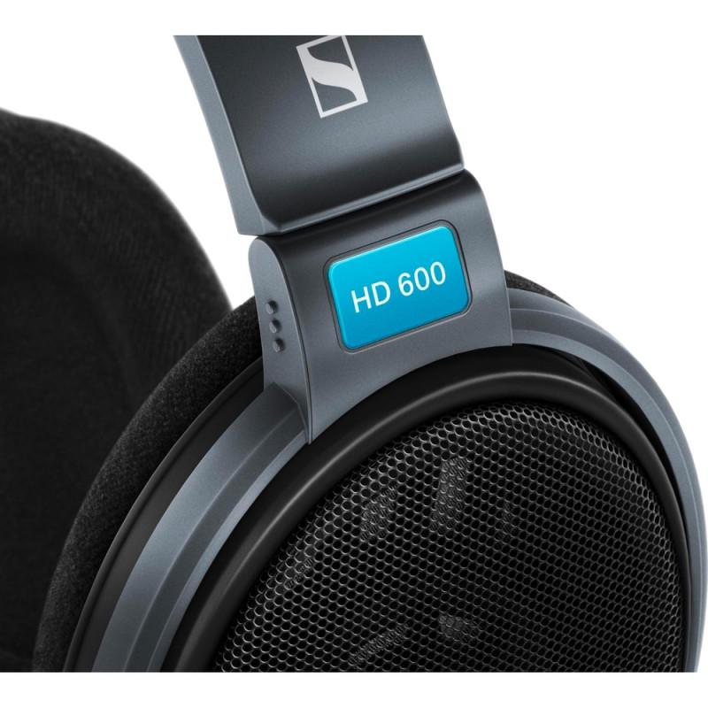 Наушники Sennheiser HD 600, Черный
