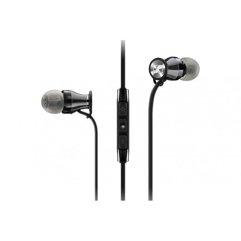 Гарнитура Sennheiser MOMENTUM In-Ear M2 IEi Chrome, Серебристый