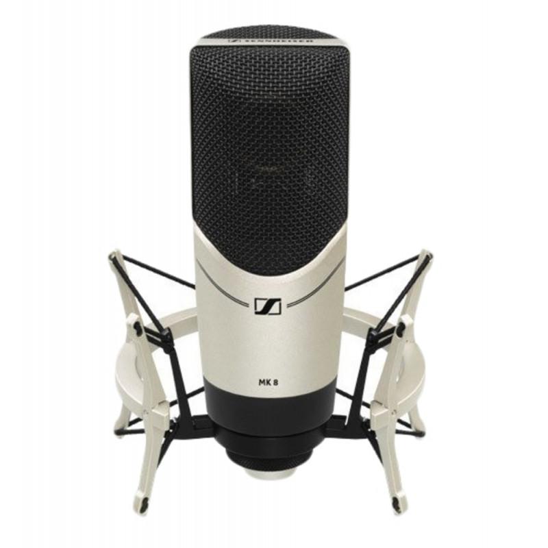 Микрофон Sennheiser MK 8, Никелевый
