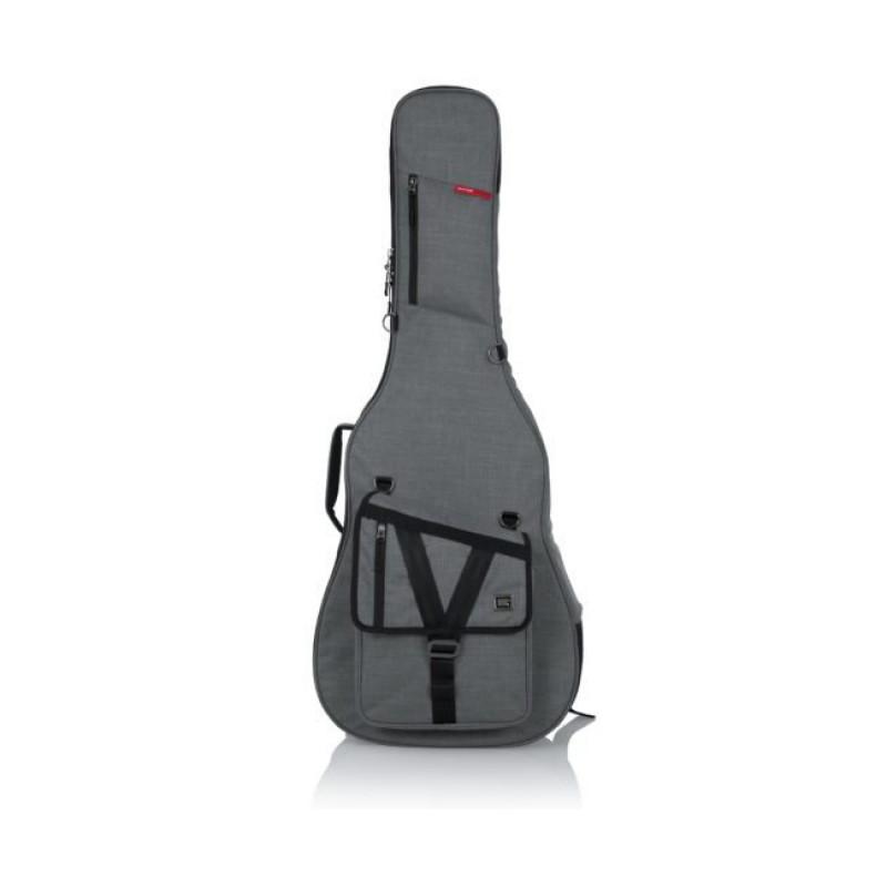 Кейс для акустической гитары Gator GT-ACOUSTIC-GRY