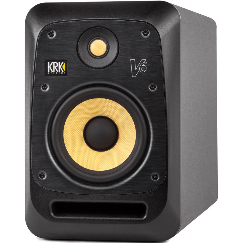 Студийный монитор KRK V6S4, Черный