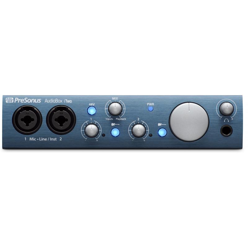 Аудио-интерфейс PreSonus AudioBox iTwo