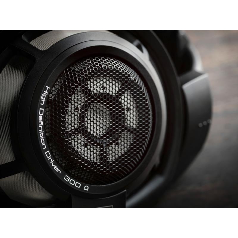 Наушники Sennheiser HD 800 S, Черный