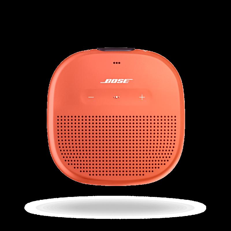 Система акустическая портативная BOSE SoundLink Micro, Оранжевый
