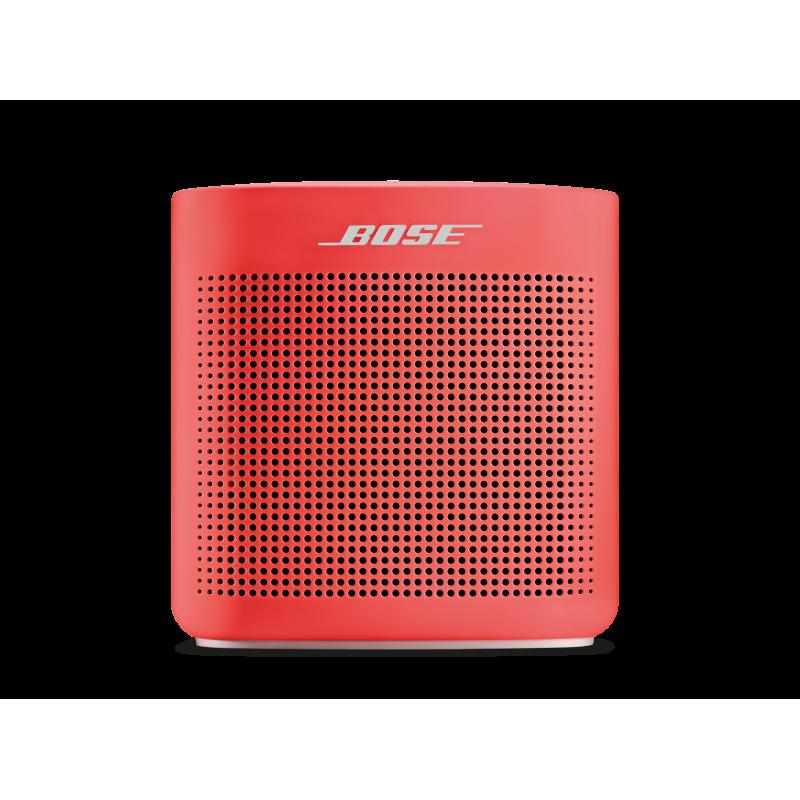 Система акустическая портативная BOSE SoundLink Color II, Красный