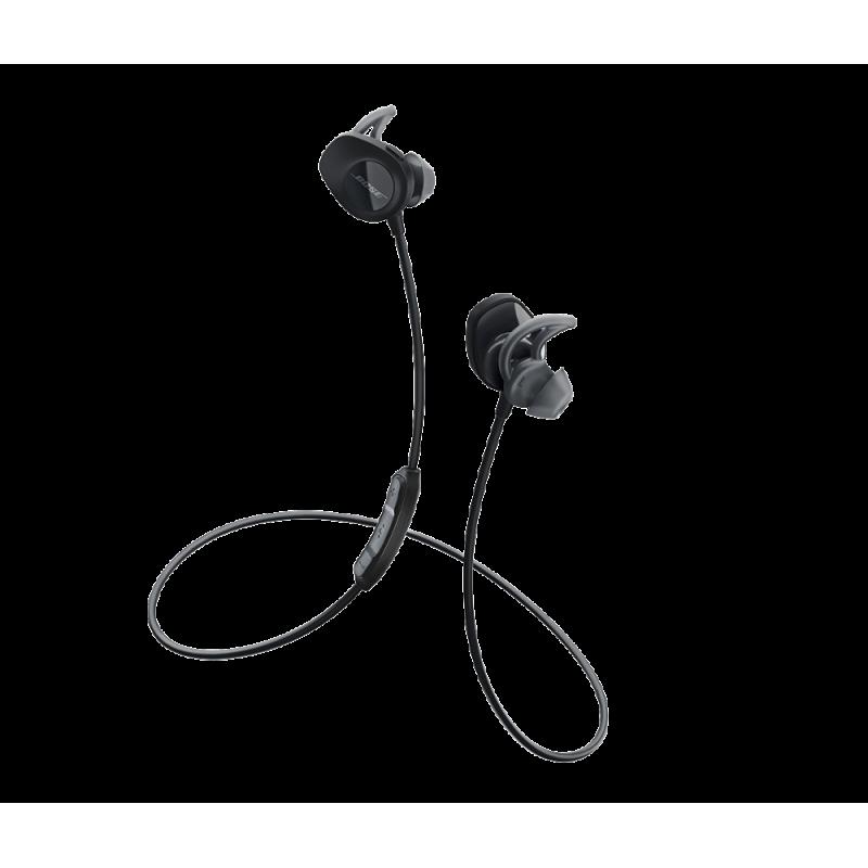 Беспроводные внутриканальные наушники BOSE SoundSport wireless, Черный
