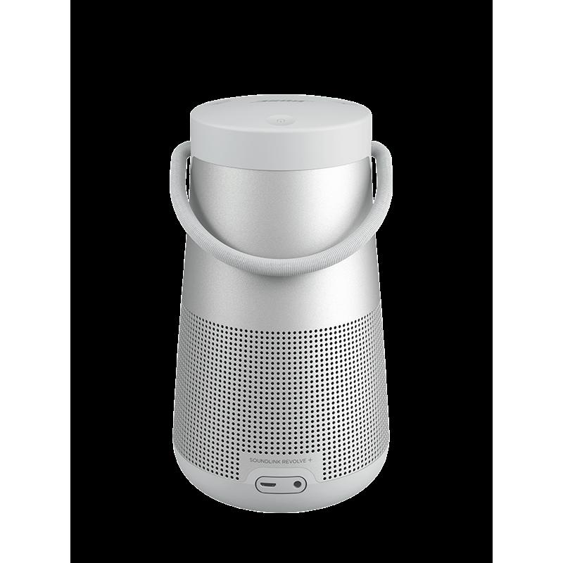 Система акустическая BOSE SoundLink Revolve+ II, Серебристый