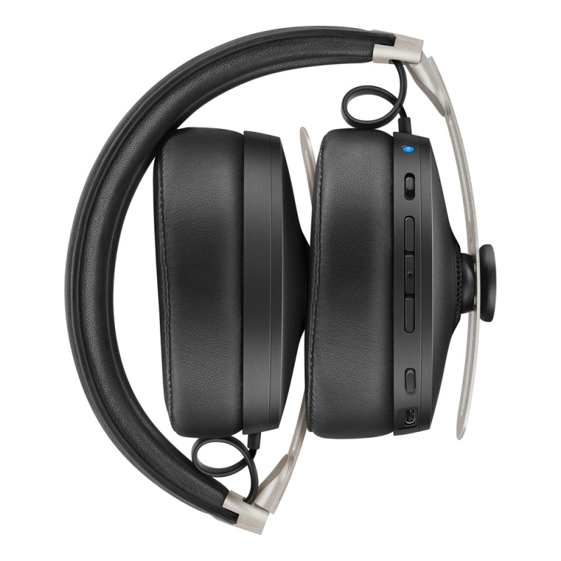 Наушники Sennheiser MOMENTUM Wireless M3AEBTXL Black, Черный