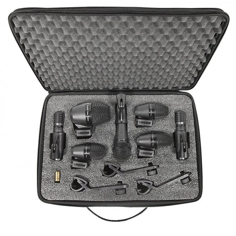 Набор микрофонов SHURE PGADRUMKIT7