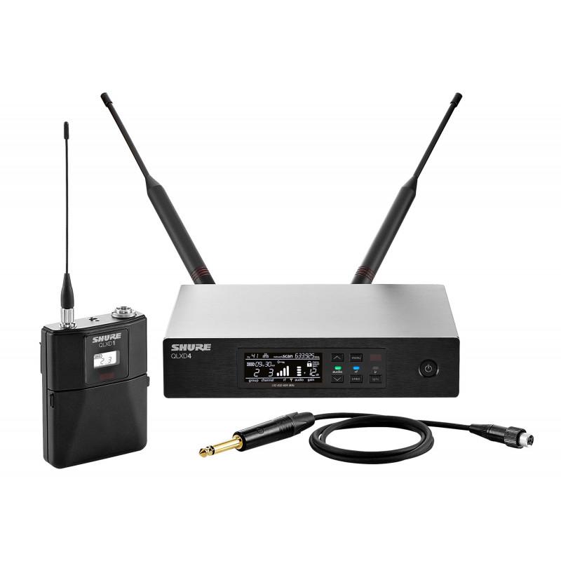 Радиосистема SHURE QLXD14E G51