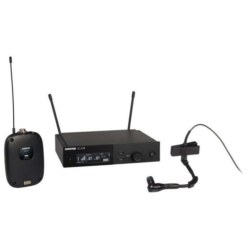 Радиосистема SHURE SLXD14E/98H H56