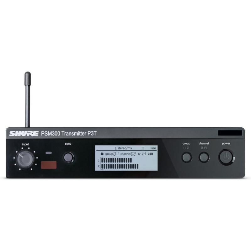 Передатчик SHURE P3T M16 686-710 MHz
