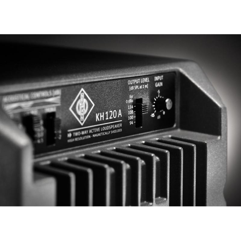 Студийный монитор Neumann KH 120 A G, Серый + сертификат 5000 руб. в подарок!