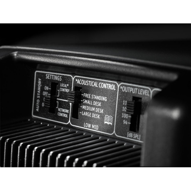 Студийный монитор Neumann KH 80 DSP A G, Черный