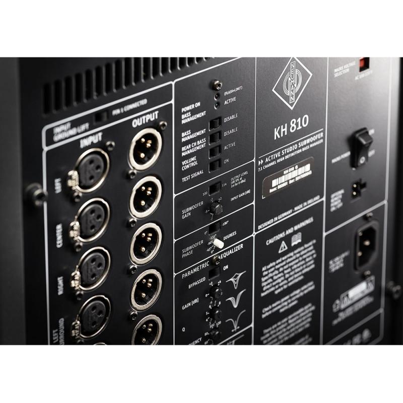Студийный монитор Neumann KH 810 G, Серый