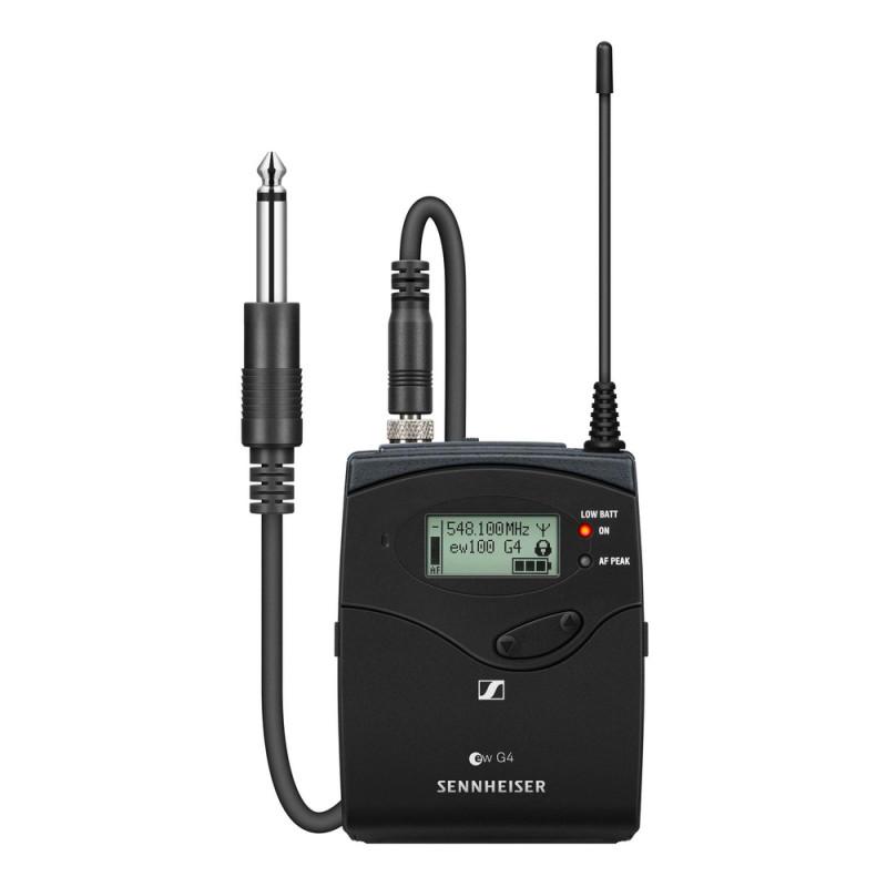 Радиосистема Sennheiser EW 100 G4-CI1-G, Черный