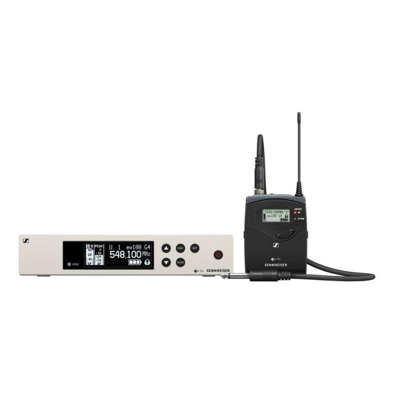 Радиосистема Sennheiser EW 100 G4-CI1-A1, Черный