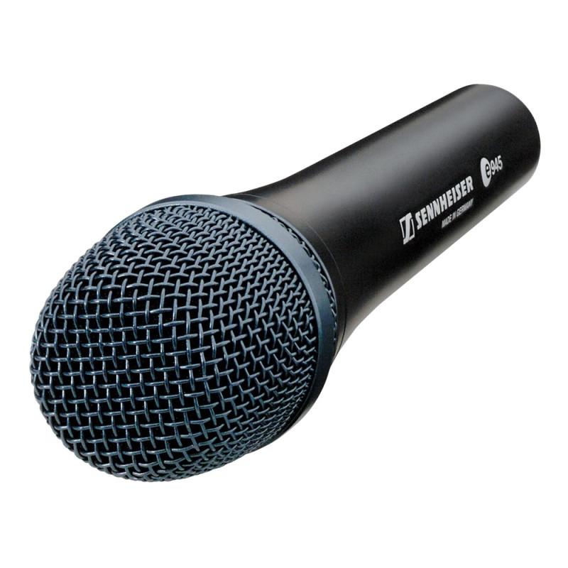 Микрофон Sennheiser E 945, Черный
