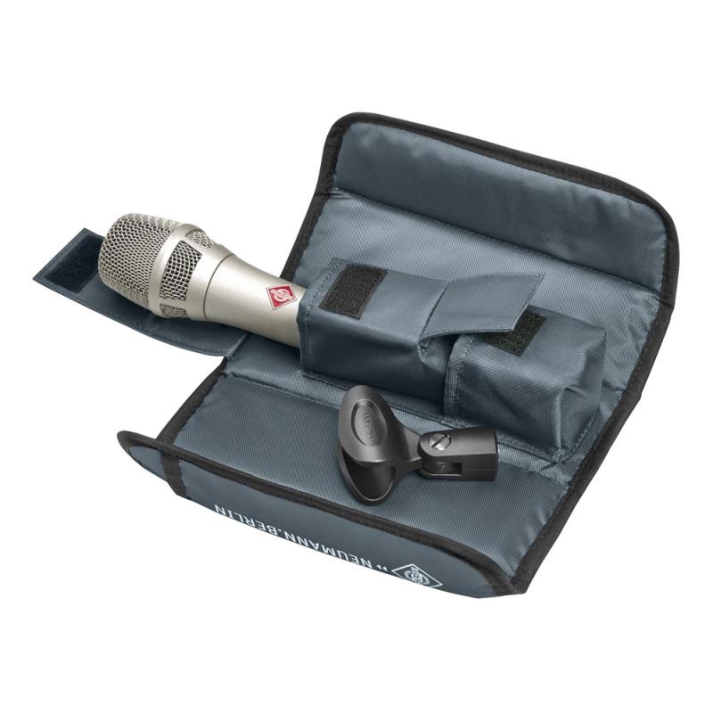 Микрофон Neumann KMS 105, Никелевый