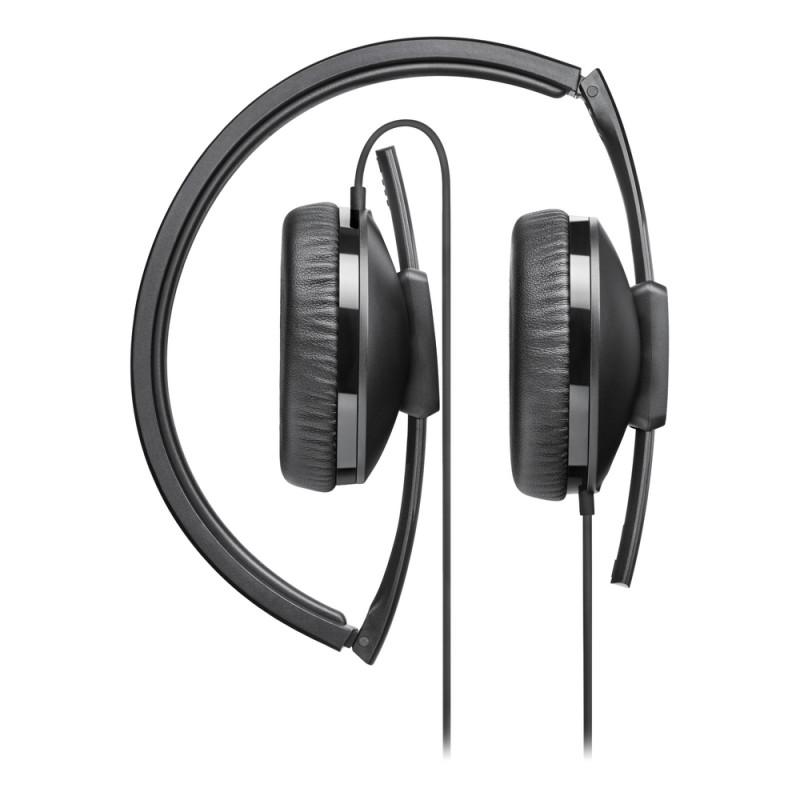 Наушники Sennheiser HD 100, Черный