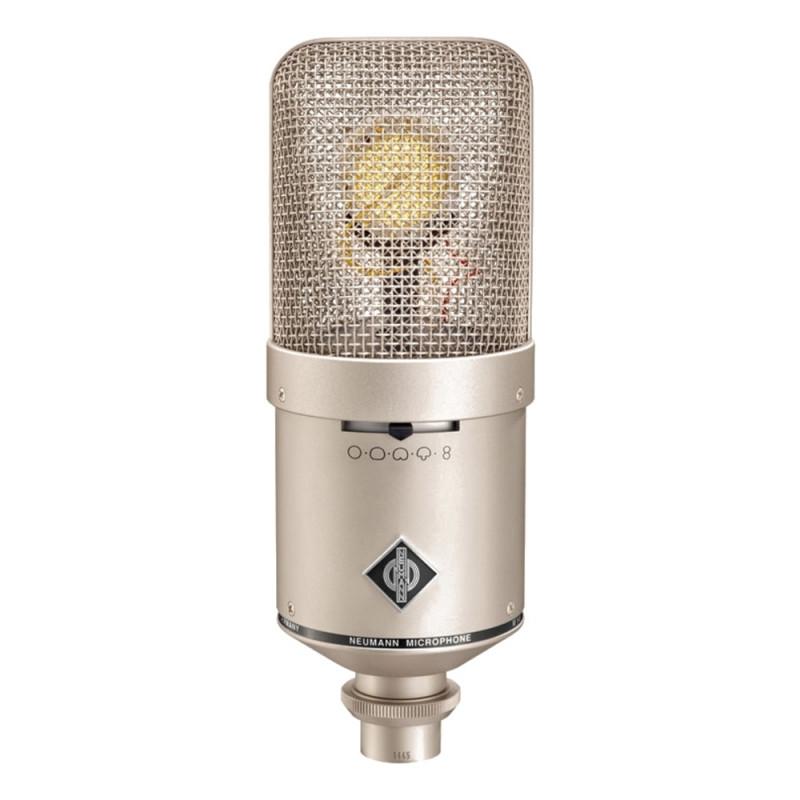 Микрофон Neumann M 149 TUBE single, Никелевый