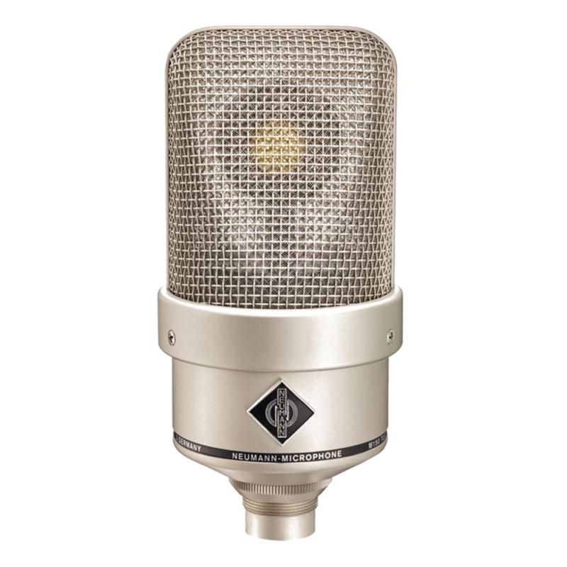 Микрофон Neumann M 150 TUBE Set, Никелевый
