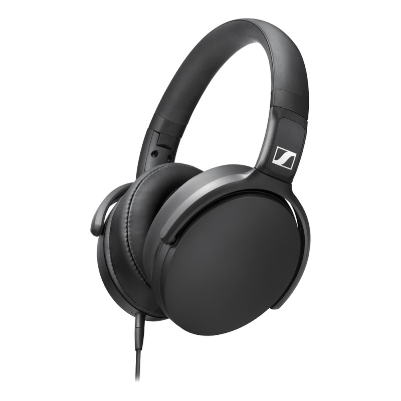 Наушники Sennheiser HD 400S, Черный