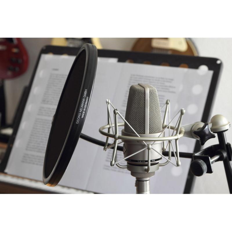 Микрофон Neumann TLM 103 MONO SET, Никелевый
