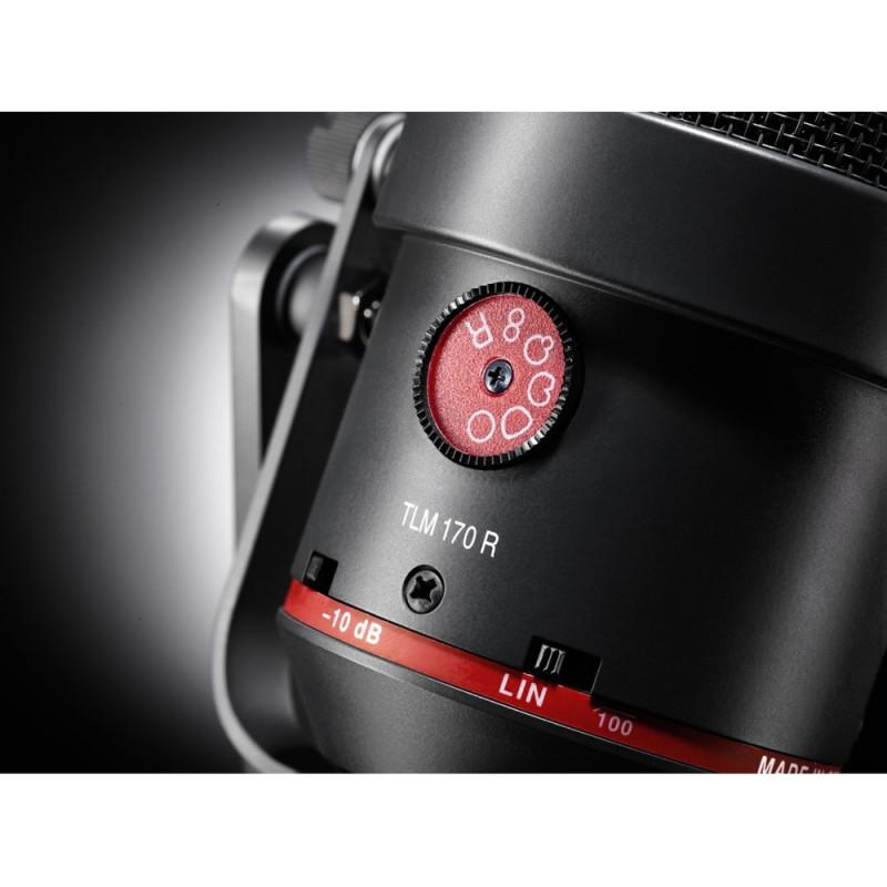 Микрофон Neumann TLM 170 R MT STEREO SET, Черный