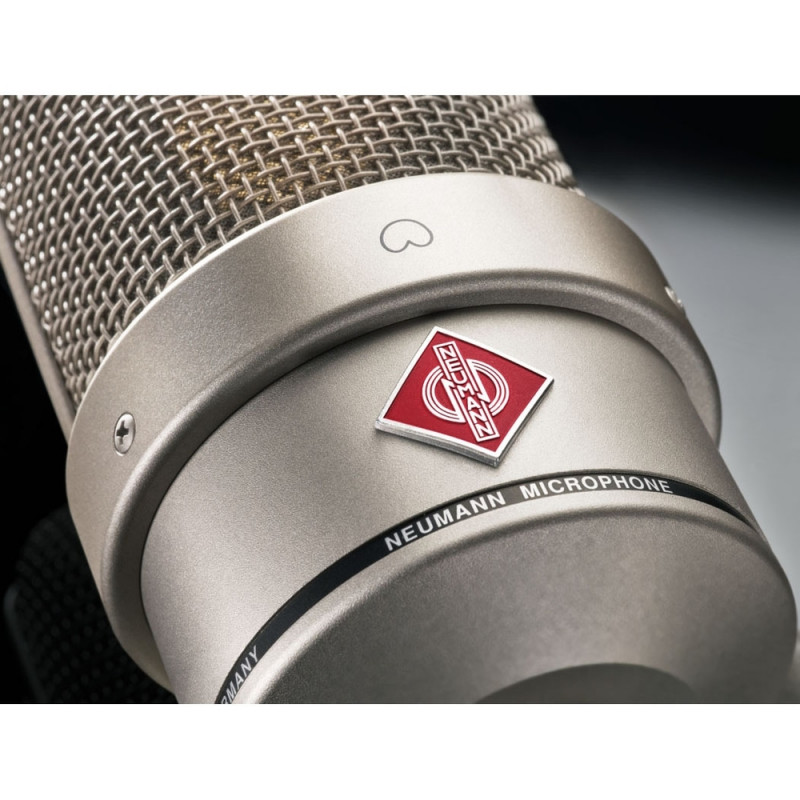 Микрофон Neumann TLM 49 Set, Никелевый