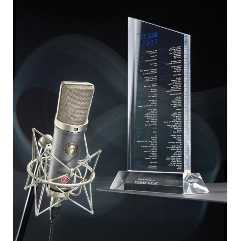 Микрофон Neumann TLM 67, Никелевый