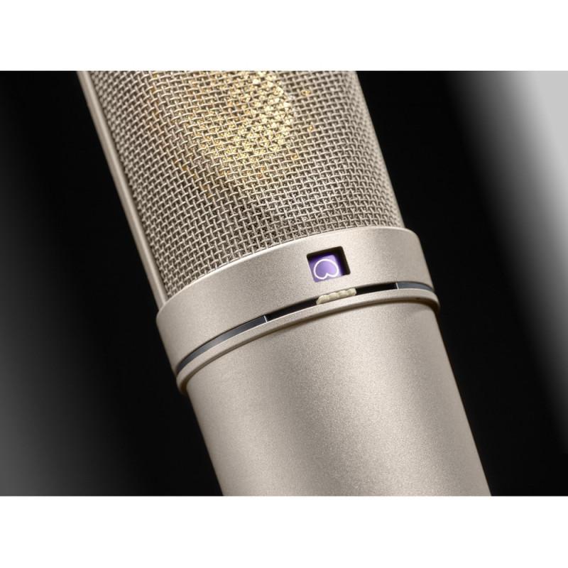 Микрофон Neumann U 67, Никелевый