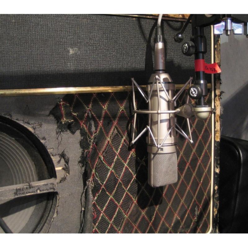 Микрофон Neumann U 87 AI MT STUDIO SET, Черный
