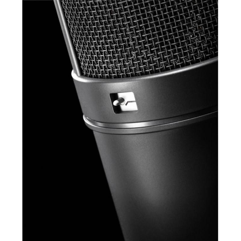 Микрофон Neumann U 87 AI STUDIO SET, Никелевый