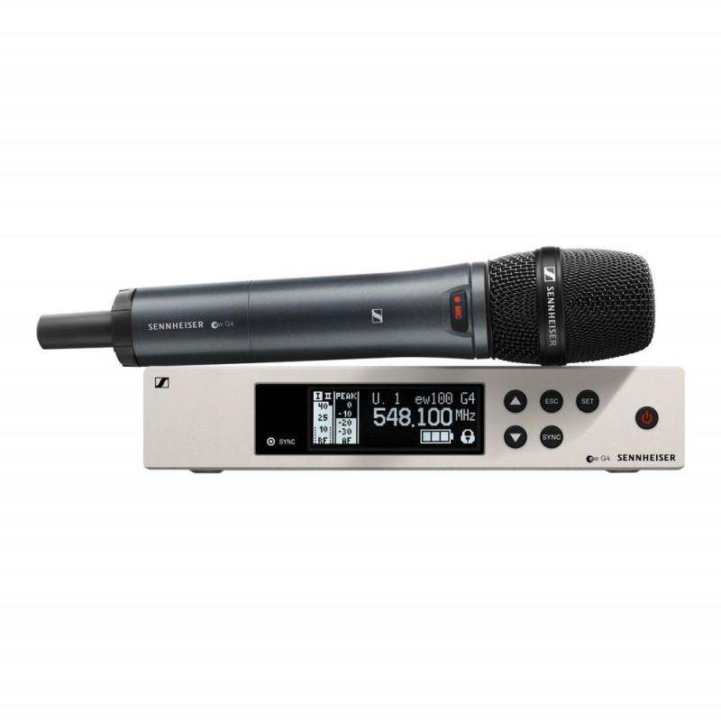 Радиосистема Sennheiser EW 100 G4-845-S-A, Черный