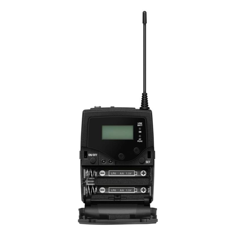 Радиосистема Sennheiser EW 100 G4-ME3-A1, Черный
