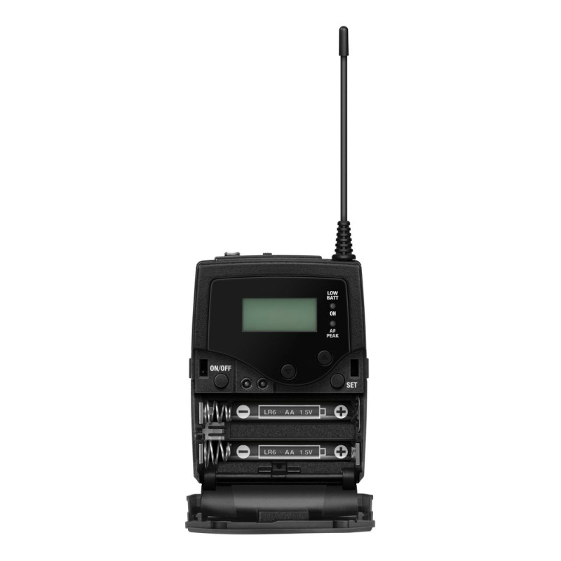 Радиосистема Sennheiser EW 100 G4-ME4-A, Черный
