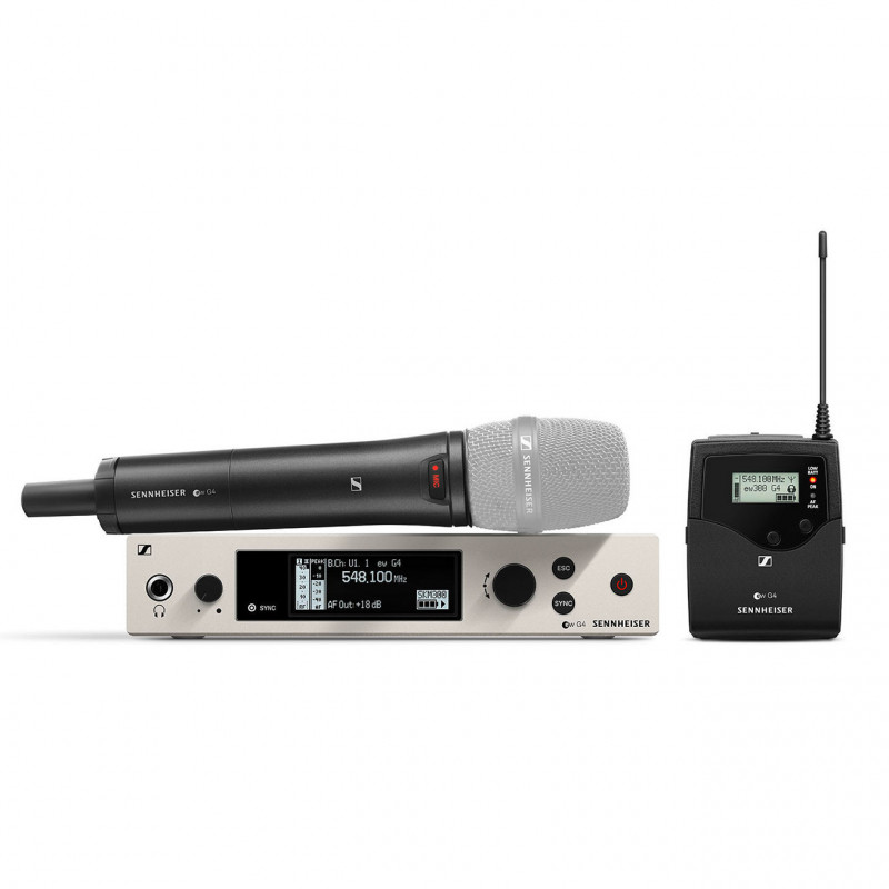 EW 300 G4-ME2-RC-AW+ 508400 в фирменном магазине Sennheiser