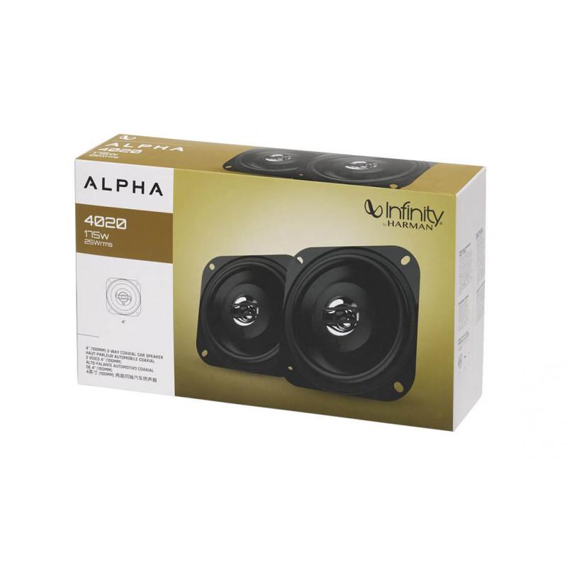 Двухполосная коаксиальная акустическая система Infinity Alpha 4020