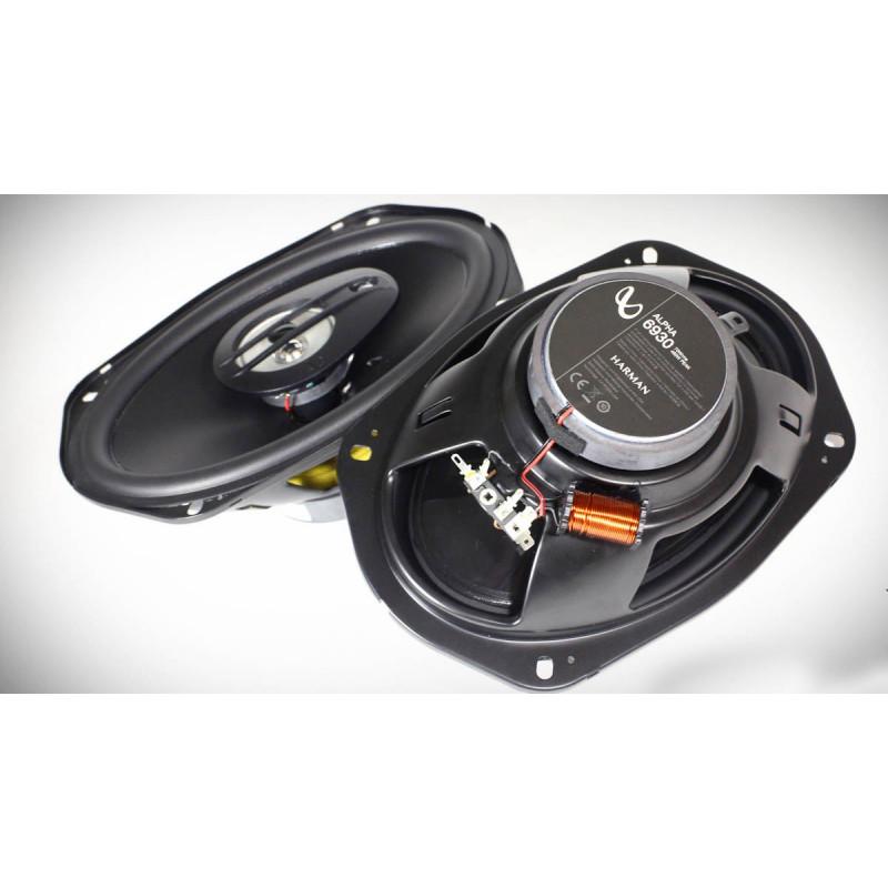 Трехполосная коаксиальная акустическая система Infinity Alpha 6930