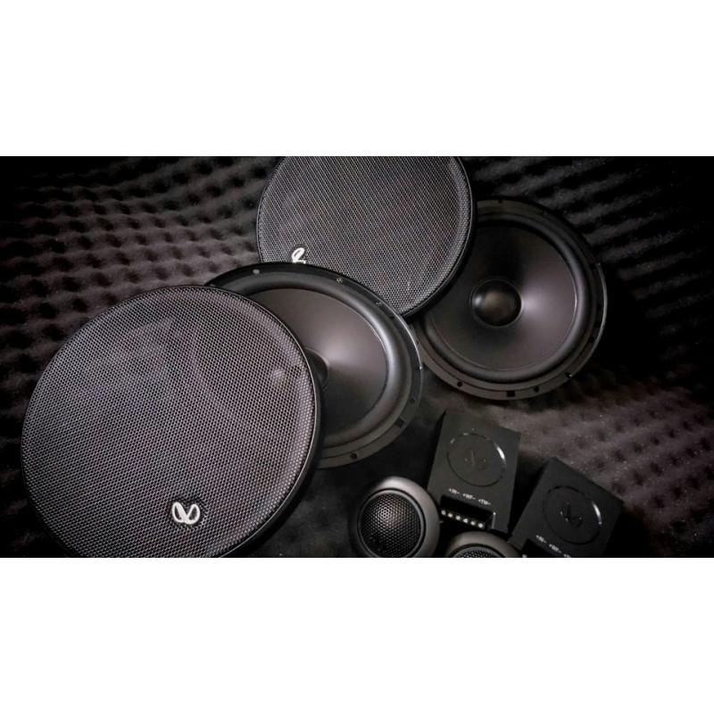 Двухполосная компонентная автомобильная акустика Infinity Alpha 650C