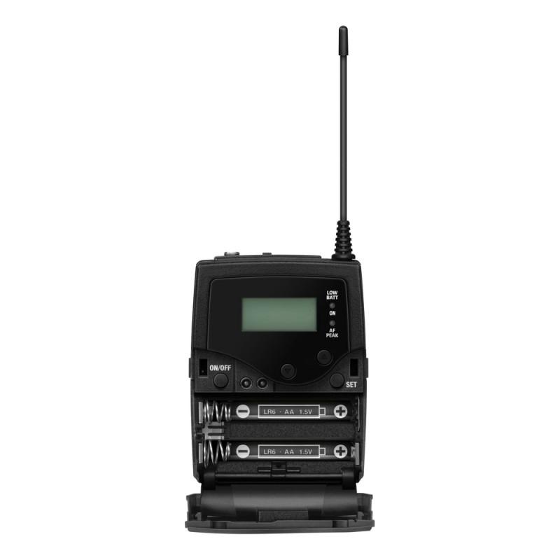 Радиосистема Sennheiser EW 122P G4-A, Черный