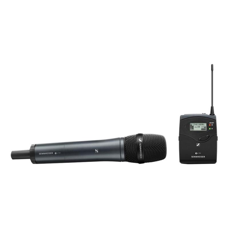 Радиосистема Sennheiser EW 135P G4-A, Черный
