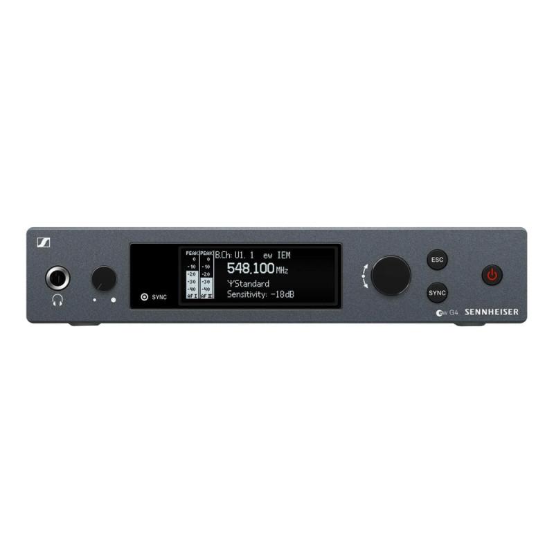 Радиосистема Sennheiser EW IEM G4-A1, Черный