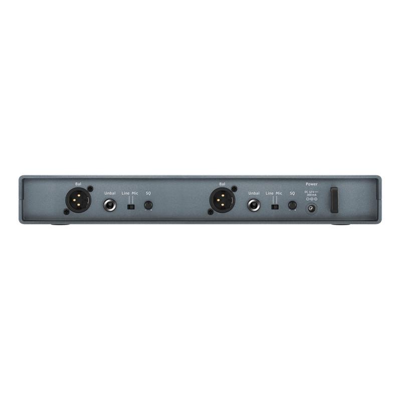 Радиосистема Sennheiser XSW 1-835 DUAL-A, Черный