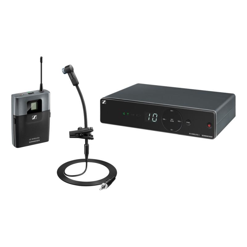 Радиосистема Sennheiser XSW 1-908-A, Черный