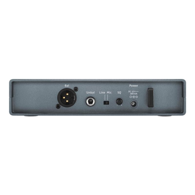 Радиосистема Sennheiser XSW 1-ME2-A, Черный