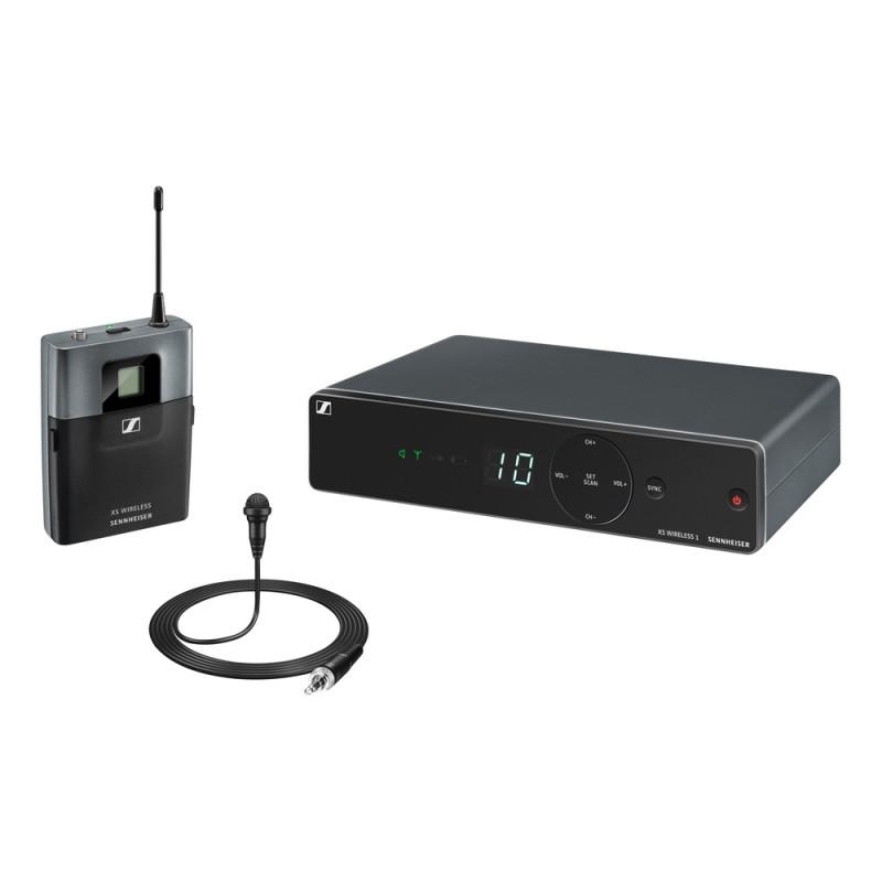 Радиосистема Sennheiser XSW 1-ME2-B, Черный